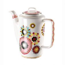 Richard Ginori Missoni Margherita Coffee Pot with Cover